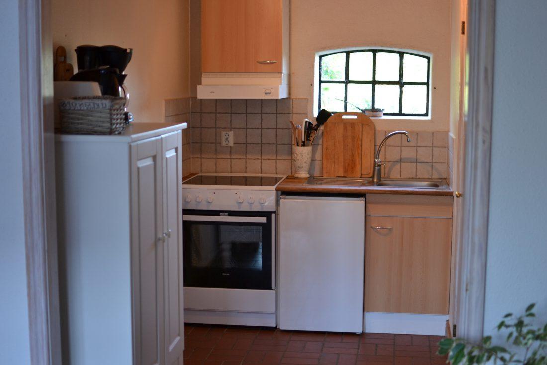 kök i lägenhet 1