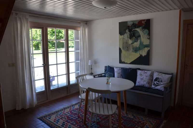 vardagsrum i lägenhet 1