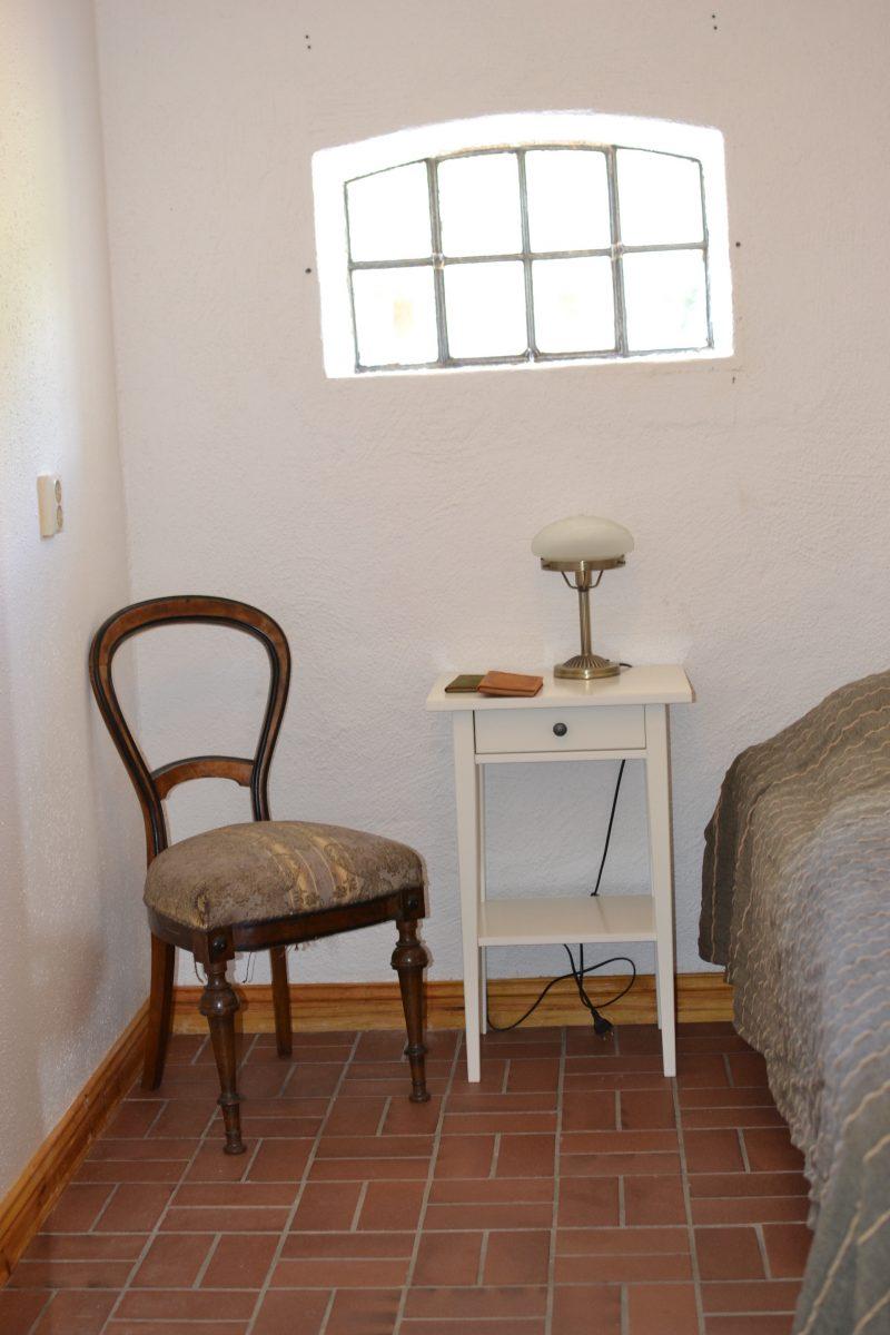 lilla sovrummet i lägenhet 1