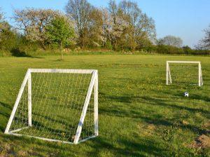 Fotboll i sommar