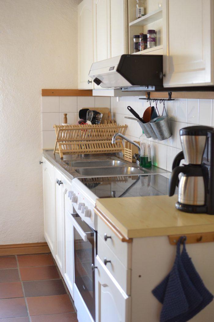 Köket i lägenhet 2