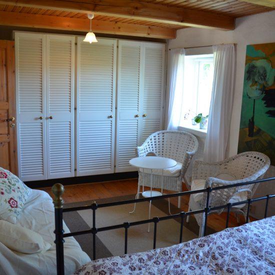 sovrummet i lägenhet 2